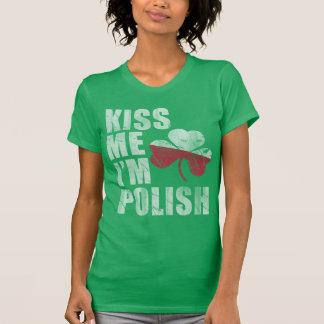 Camiseta Los irlandeses lindos me besan que soy el día de