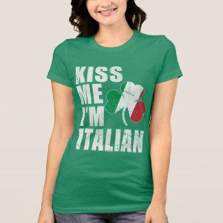 Camiseta Los irlandeses me besan que soy el día de St