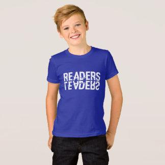 Camiseta Los lectores son líderes