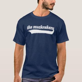 Camiseta Los Muckrakers (marina de guerra)