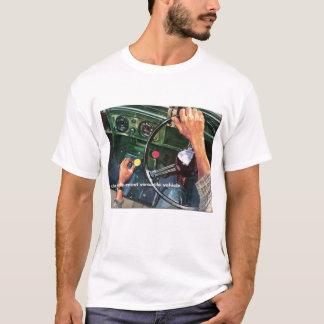 Camiseta Los mundos la mayoría del vehículo versátil