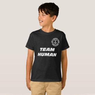"""Camiseta Los niños """"combinan al ser humano """""""