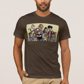 Camiseta Los niños de la calle de Cranson