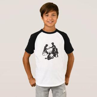 Camiseta Los niños del furgón: Cuatro niños hambrientos