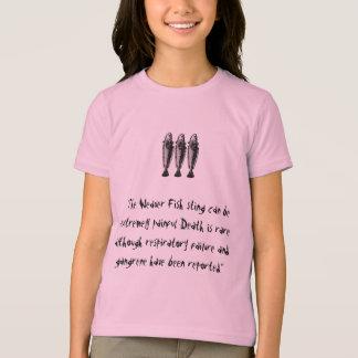 Camiseta Los pescados del tejedor