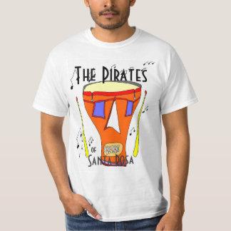 Camiseta Los piratas del tambor de Santa Rosa