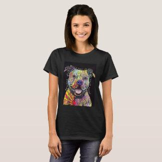 Camiseta Los pitbulls robarán su corazón