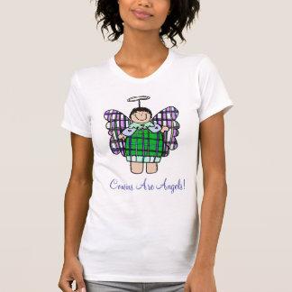 Camiseta ¡Los primos son ángeles!