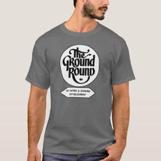 Camiseta Los restaurantes redondos de tierra de Illinois