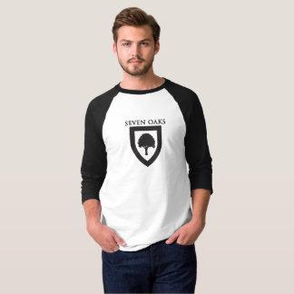 Camiseta Los siete robles de los hombres - béisbol