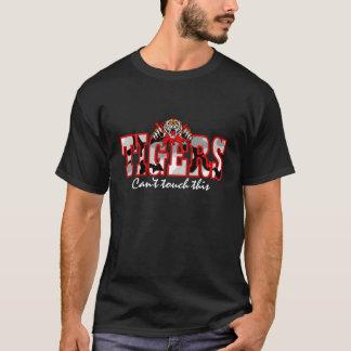 Camiseta Los tigres subiós cañada no pueden tocar esta
