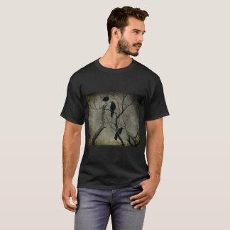 Camiseta Los tres cuervos