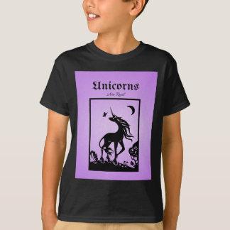 Camiseta Los unicornios son reales