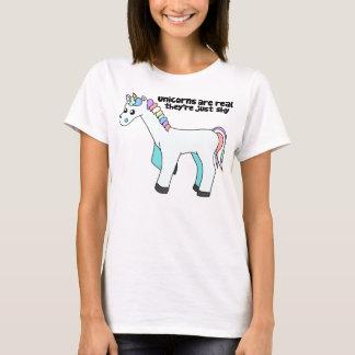 Camiseta Los unicornios son reales…