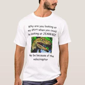 Camiseta Los Velociraptors son dulces
