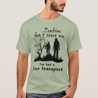 """Camiseta Los """"zombis adaptables no me asustan ...... """""""