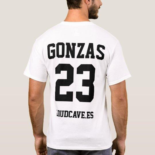 Camiseta Loud Cave - Gonzas