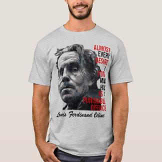 Camiseta Louis Fernando Celine
