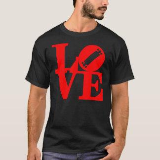 Camiseta love_longboard_red