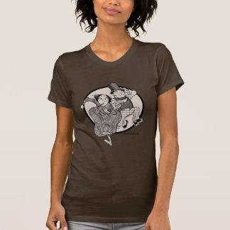 Camiseta Lovelace y salto de Babbage