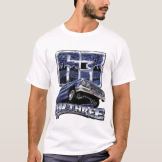 Camiseta Lowrider en tres