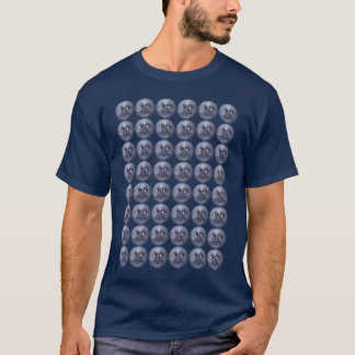 Camiseta Lua Emoji
