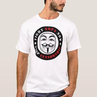 Camiseta Lucha Sopa