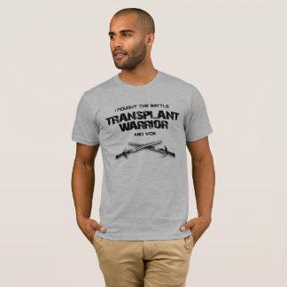 Camiseta Luché la batalla y ganado - guerrero del