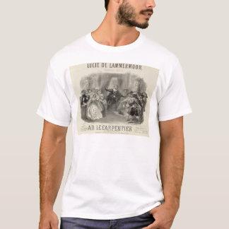 Camiseta Lucía de Lammermoor' la ópera