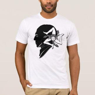 Camiseta Lucky Luciano el   Cosa Nostra