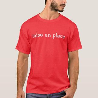 Camiseta lugar del en del mise