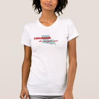 Camiseta Luisiana, el estado del vampiro