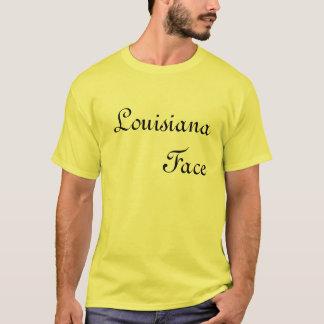 Camiseta Luisiana hace frente