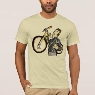 Camiseta ¿Lujuria de la bici de Git?