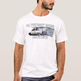 Camiseta Luz de Meme del camión de la deriva de Tacoma