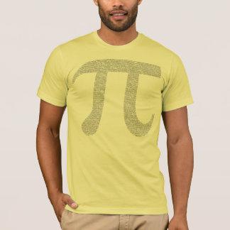 "Camiseta Luz delantera completa del ""pi"""