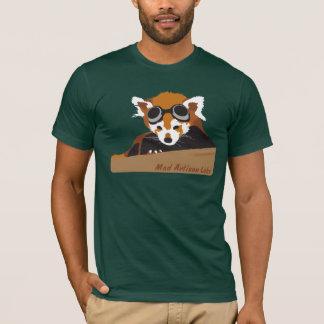 Camiseta M.A.L. Gafas de la panda roja