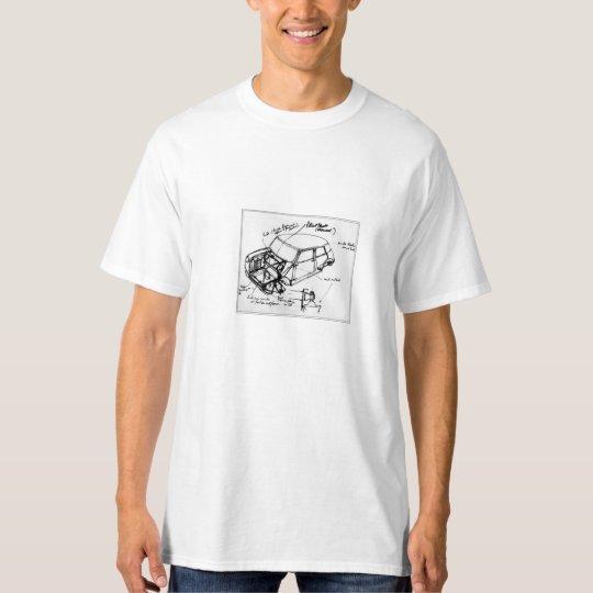 camiseta m/c Diseño original Mini Clásico