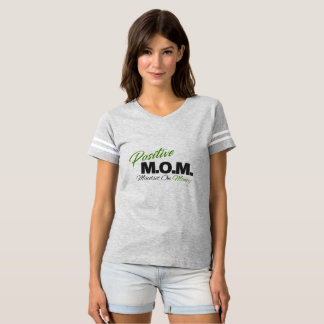Camiseta M.O.M. positivo (modo de pensar en el dinero)