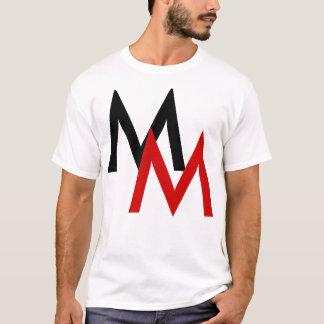 Camiseta M y M