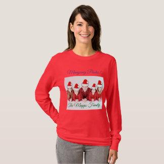 """Camiseta Maayong Pasko significa """"Felices Navidad"""" en"""