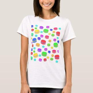 Camiseta Macarrones coloridos