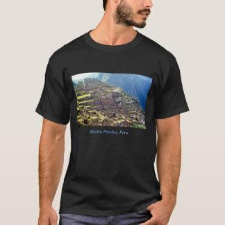 "Camiseta ""Machu Picchu 3"" oscuridad"