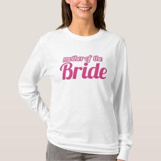 Camiseta Madre de la novia