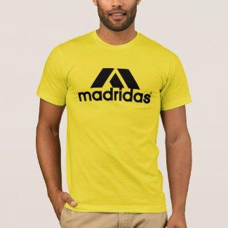 Camiseta madridas