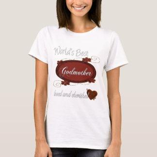 Camiseta Madrina acariciada