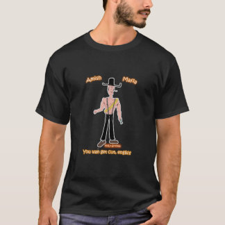 Camiseta Mafia de Amish