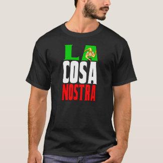 Camiseta Mafia - nostra de Cosa del La