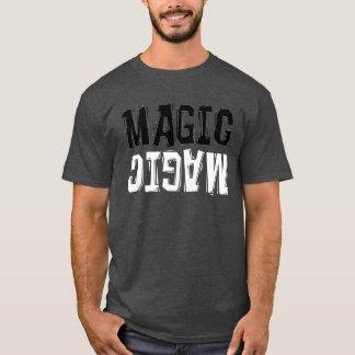 Camiseta Magia blanco y negro