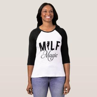 Camiseta Magia de Milf